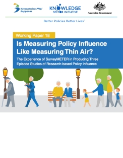 Is Measuring Policy Influence Like Measuring Thin Air?